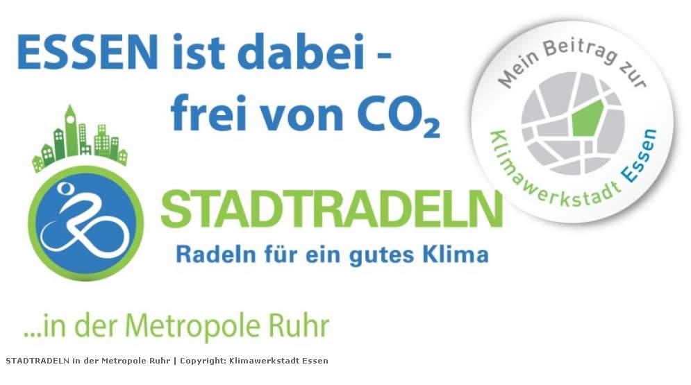 Stadtradeln Essen Metropole Ruhr 2014 Logo