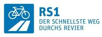 Radschnellweg RS1 Logo