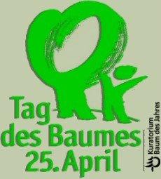 Tag des Baumes Logo